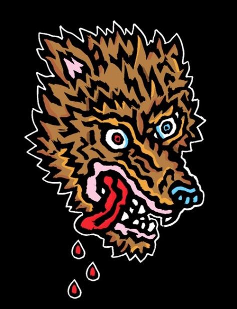 wolf_print